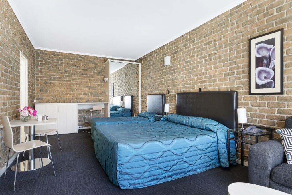 Standard Double Room Accomodation - Marion Motel & Apartments